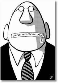 free speech cartoon image
